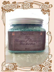 Amazon of Camargue Bath Salt Soak