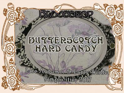 Butterscotch Hard Candies