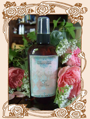 Eau Douce Floral & Herbal Facial Mist