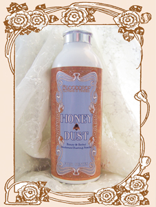Honey Dust Deodorant Dusting Powder