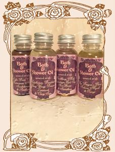 Bath & Shower Oil