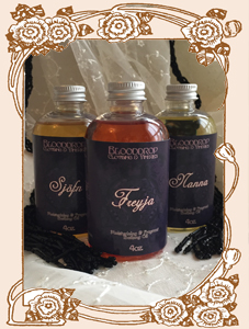Bathing Oil, Moisturizing and Fragrant