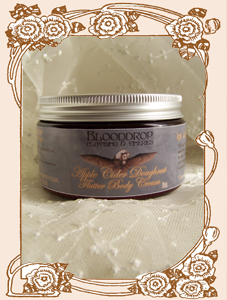Flutter, Whipped Body Cream