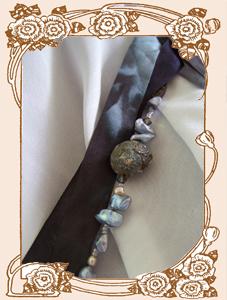 The Grey Coast Necklace