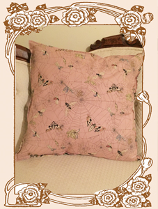 Nocturnal & Dainty Pillows